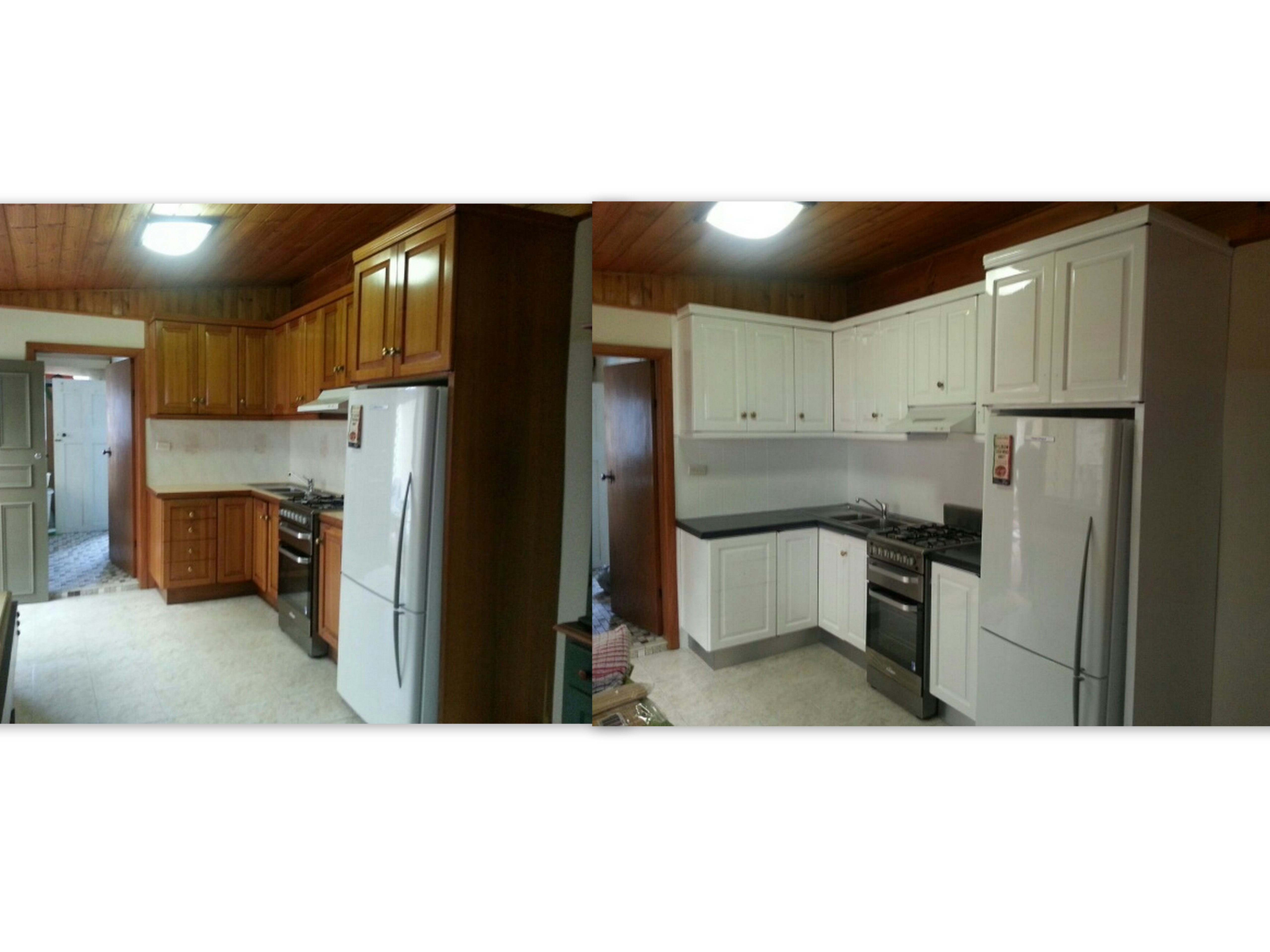 Resurfacing Kitchen Cabinets Sydney | All Class Resurfacing
